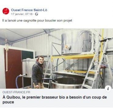 ouest france janv 2019